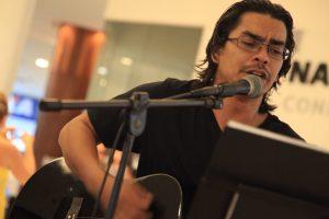 Com repertório eclético, músicos agitam o fim de semana no Millennium Shopping