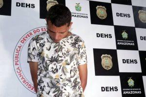 Homem é preso suspeito de ter esquartejado lanterneiro, em Manaus