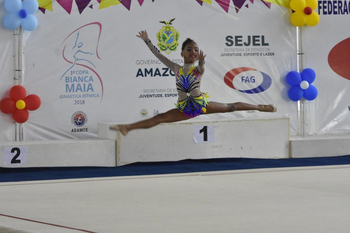 5º Torneio Amazonense de Ginástica Artística acontecerá na Vila Olímpica, neste sábado (15)
