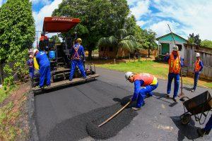 Neste mês de junho, Seinfra realiza a retomada de obras em 11 municípios amazonenses