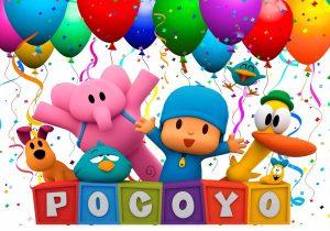 Parque temático do Pocoyo estreia nesta quinta-feira (20), no Amazonas Shopping