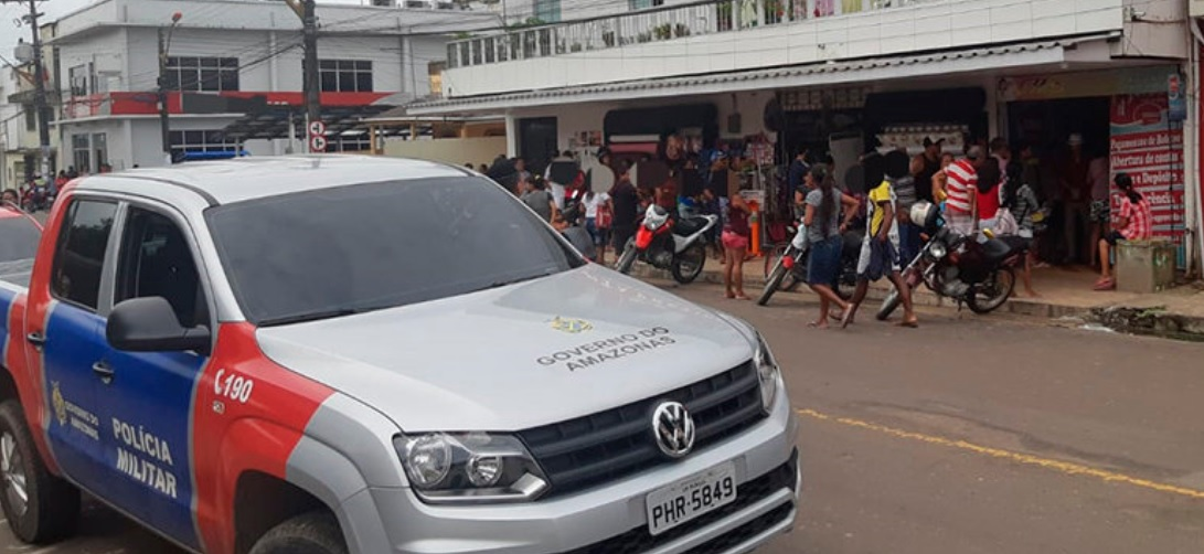 Polícia deflagra Operação 'Saque Seguro' nos dias de pagamento, em Tefé no AM