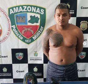 Seis pessoas são presas e três são recapturadas em municípios do Amazonas