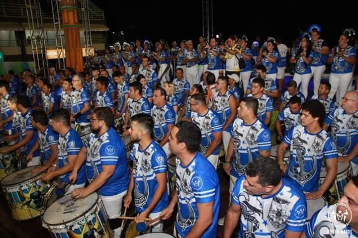 Fim de semana azul exalta Marujada de Guerra em Manaus