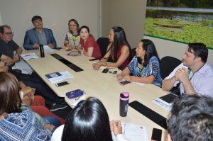 Susam prepara acordo de cooperação técnico-científica nas áreas de educação e pesquisa