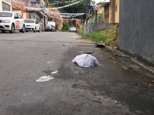 Entregador de pizza é morto e tem moto roubada, na Zona Leste de Manaus