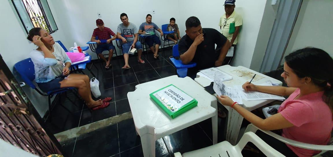 Sejusc leva 'PAC em Movimento' para Presidente Figueiredo