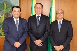 Eduardo anuncia que Bolsonaro vai comandar primeira reunião do CAS da Suframa em 12 de julho