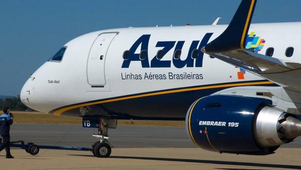Manaus ganha voo direto para Guarulhos da companhia  aérea Azul