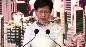Executiva de Hong Kong anuncia suspensão de projeto de extradição
