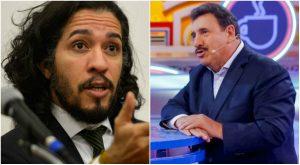 Jean Wyllys vai processar Ratinho por espalhar fake news