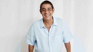 Zeca Pagodinho é internado e deve passar por cirurgia
