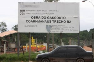 Petrobras vende o gasoduto de Urucu