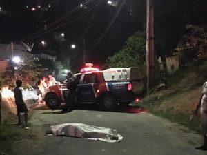 Ex-presidiário é executado a tiros no Jorge Teixeira, em Manaus