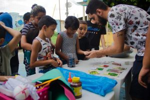 'Circo da Ciência' promove discussões sobre desenvolvimento sustentável para jovens de Manaus