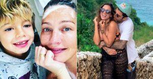 Luana Piovani diz que filho Dom descobriu sobre o namoro do pai com Anitta