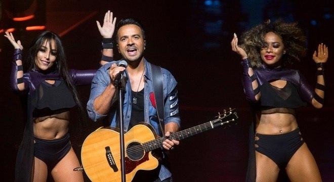 Cantor de 'Despacito' fará show de abertura do Pan-Americano 2019