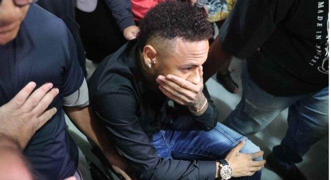 Justiça nega pedido de Neymar para barrar investigação da polícia do RJ