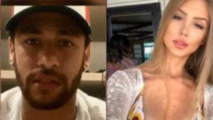 Fantástico comete gafe e mostra foto de modelo errada no caso Neymar