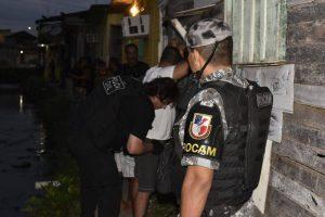 SSP-AM deflagra operação 'Imperium' contra o tráfico de drogas, em Manaus