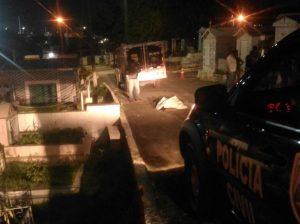 Funcionário do Samu é executado dentro de Cemitério, em Manaus