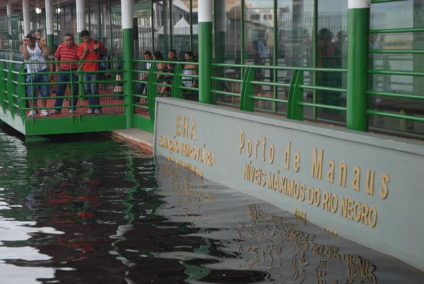 Prefeitura publica oficialmente Situação de Emergência devido a cheia, em Manaus