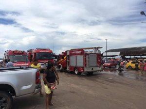Aeronave faz pouso forçado em Cacau Pirêra, no Amazonas