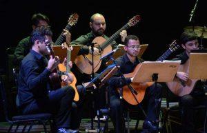 Orquestra de Violões apresenta concerto 'Contemporâneo Brasileiro' em Manaus