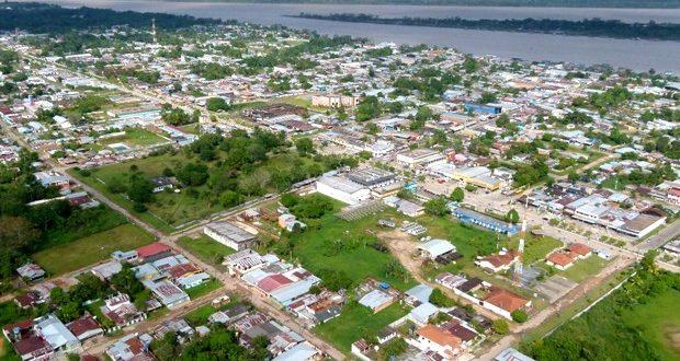 Mais de 200 pessoas foram presas em Tabatinga próximo a fronteira
