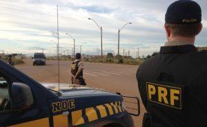 Polícia Rodoviária apreende barras de ouro na BR-174, no Amazonas