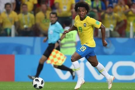Willian é convocado para lugar de Neymar na seleção brasileira