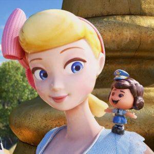 Personagem Betty volta em Toy Story 4 e  mostra a força das meninas