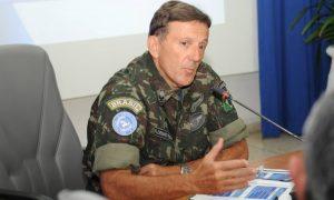 General Floriano Peixoto deixará ministério para assumir os Correios