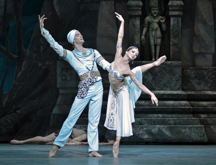 """""""Joias do Ballet Russo"""" reúne solistas consagrados no palco do Studio 5"""
