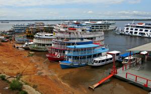 Governo do Amazonas volta a ser responsável por administração do Porto de Manaus