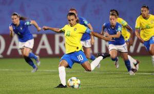 Campeonato Brasileiro feminino de futebol terá patrocínio da UBER