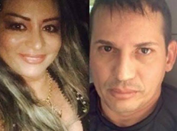 Mulher do traficante João Branco está presa desde sábado (13), em Manaus