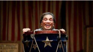 Eterno Trapalhão, Dedé Santana participa doespetáculodo Ramito Circo, neste fim de semana