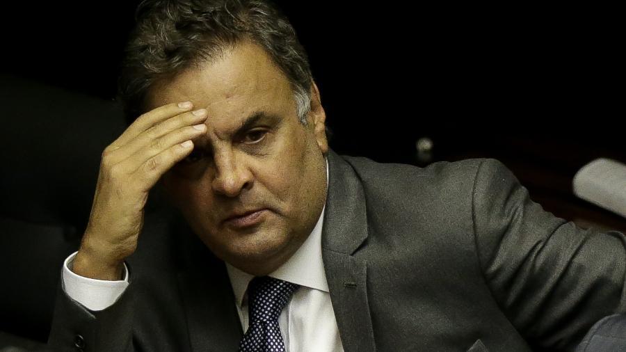 PSDB discute expulsão de Aécio e espera pedido de licença do deputado até agosto