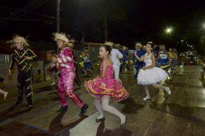 Fim de semana tem 17 festivais folclóricos, em Manaus