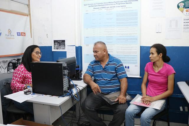 Prefeitura tem garantido o acesso à cidadania de pessoas em vulnerabilidade social