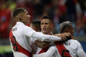 Peru supera Chile e fará a final da Copa América contra o Brasil