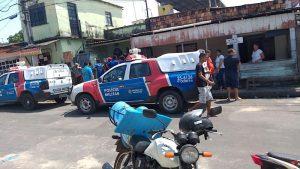 Homem é executado a tiros em frente de casa, no São José, em Manaus
