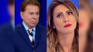 Lívia Andrade é chamada de 'bêbada' e 'maconheira' e expulsa de programa por Sílvio Santos