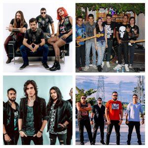 Planeta Rock inicia votação para bandas amazonense se apresentarem ao lado de grandes nomes do rock nacional