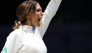 Brasil conquista titulo mundial de esgrima pela primeira vez na história