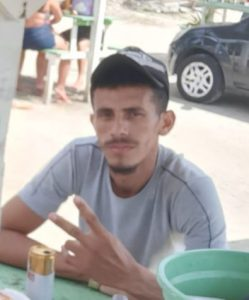 DESAPARECIDO Raimundo Arleson Freitas da Silva
