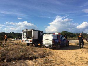 Moradores encontram feto dentro de uma caixa na Av. do Turismo, em Manaus