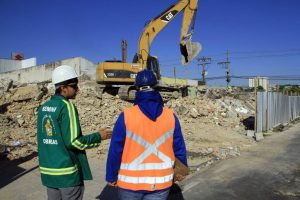 Prefeitura de Manaus inicia segunda fase de obra do sistema viário da Constantino Nery