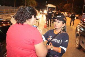 Lei seca flagra 42 motoristas dirigindo sob efeito de álcool em Manaus e Manacapuru